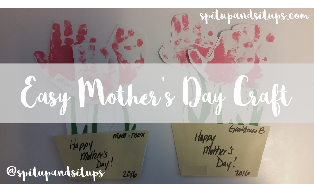 Easy, Quick, Simple Mother's Day Crafts