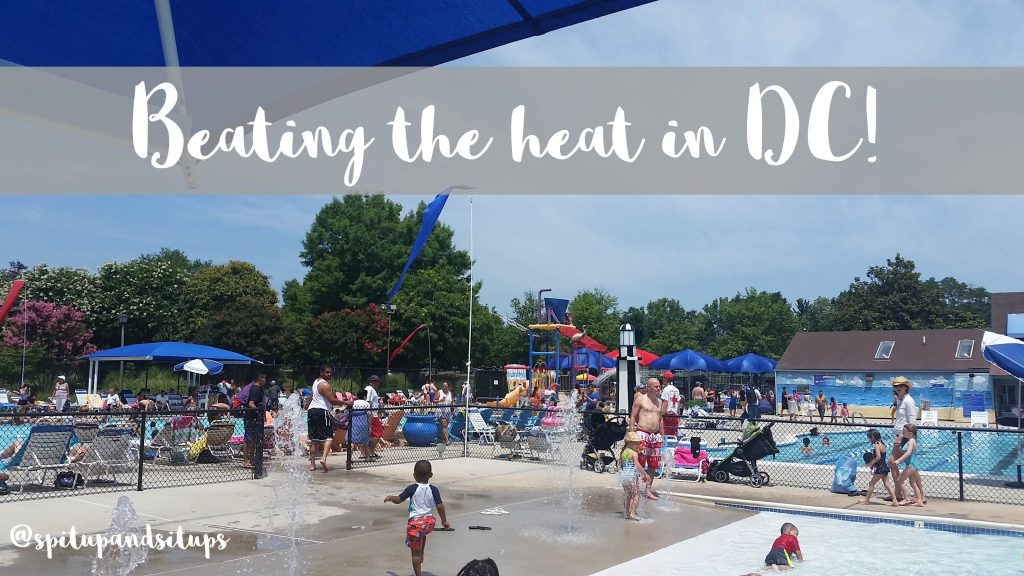 Beat the heat in DC with an affordable trip to one of NoVa's five waterparks!