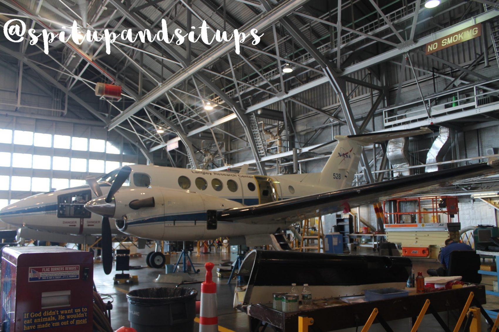 Langley Research Center Hangar 10