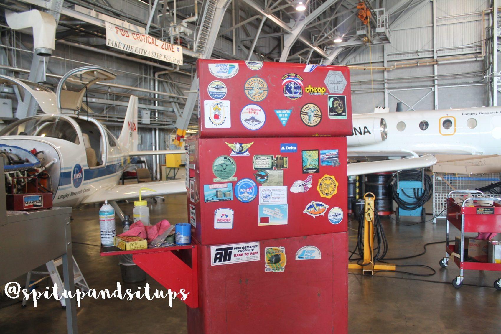 Langley Research Center Hangar 6