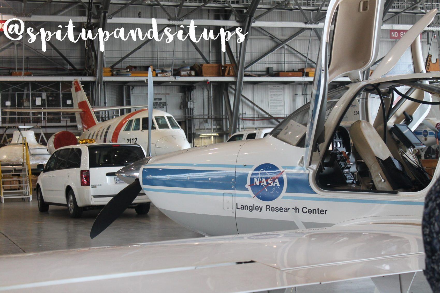 Langley Research Center Hangar 7