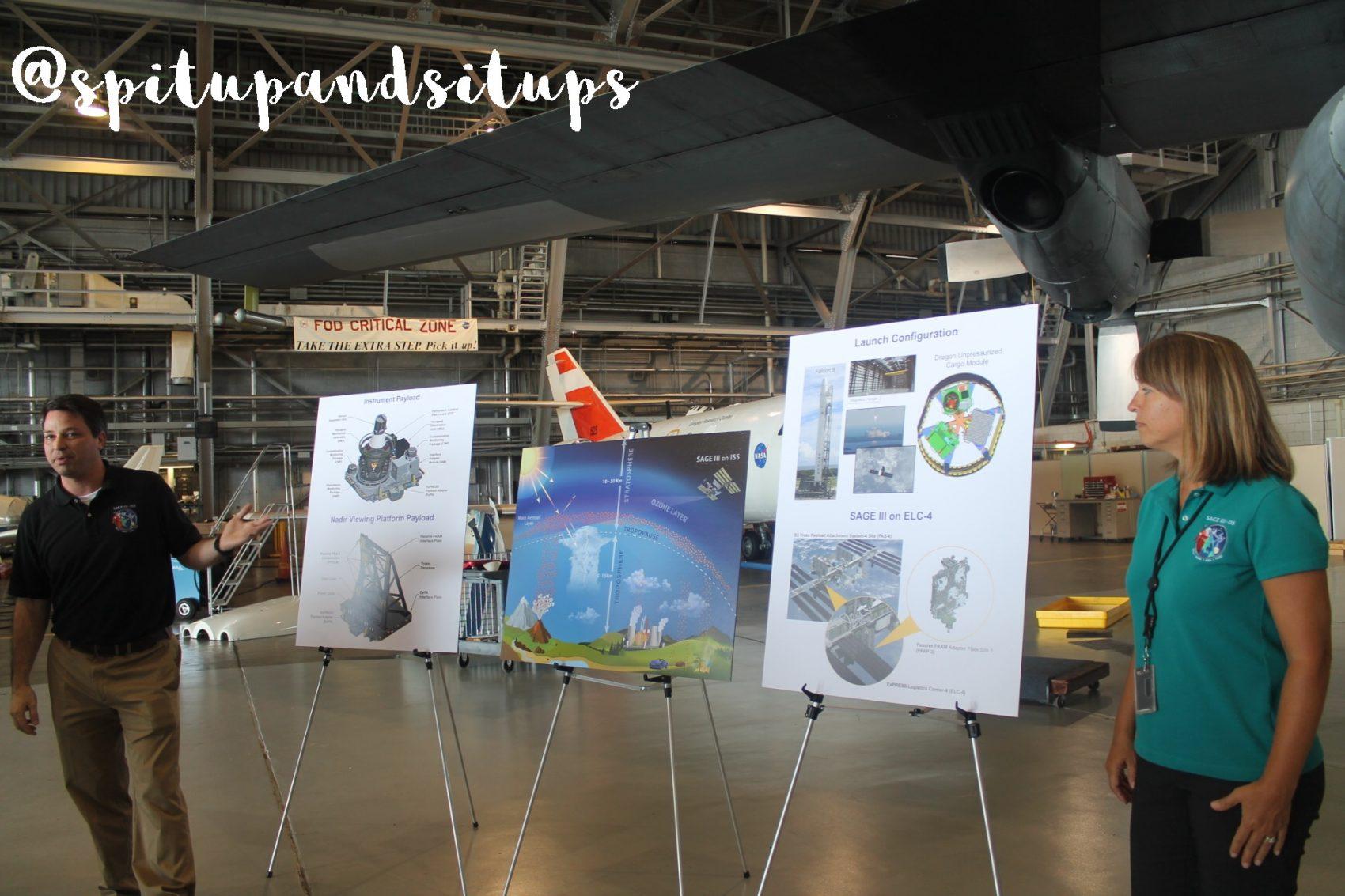 Langley Research Center Hangar 9