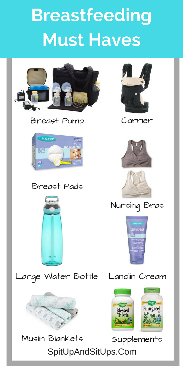 7 Breastfeeding Necessities for New Moms, Breastfeeding Must Haves, Nursing Must Haves, How to Breastfeed successfully, new mom advice, breastfeeding necessities