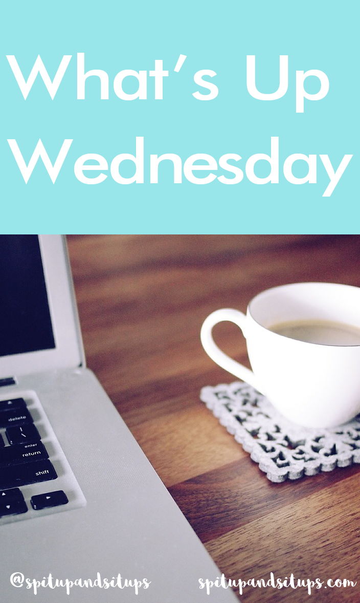 what's up wednesday, new on the blog, blogger, blog, how to blog,