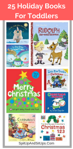 25 Holiday Books For Toddlers
