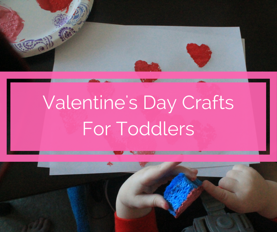 Easy Valentine\'s Day Crafts For Toddlers - Spit Up And Sit Ups