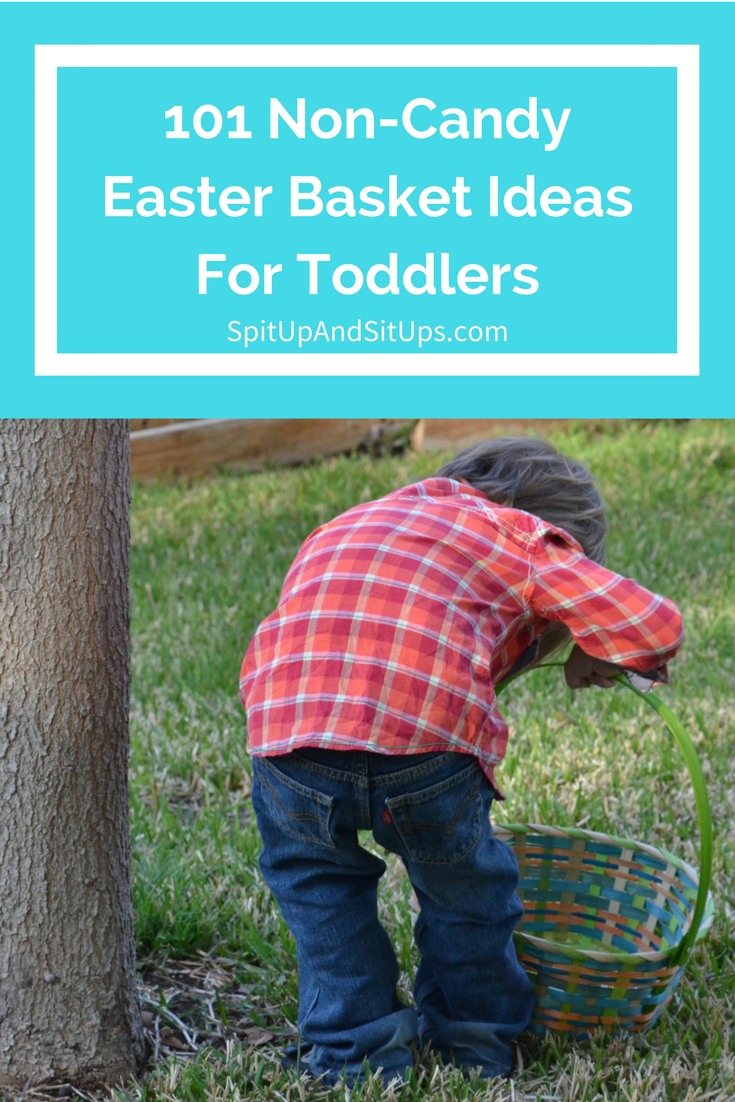 101 non candy easter basket ideas for toddlers spit up and sit ups easter basket ideas for toddlers non candy easter basket ideas easter toys negle Gallery