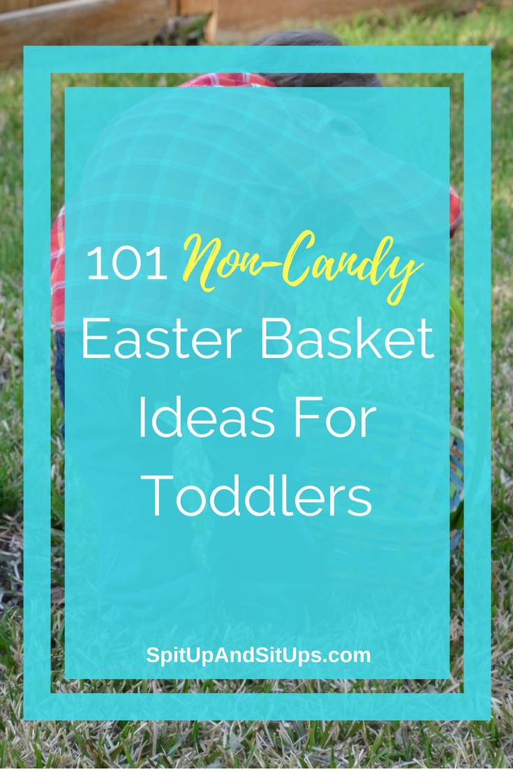 101 non candy easter basket ideas for toddlers spit up and sit ups easter basket ideas for toddlers non candy easter basket ideas easter toys negle Choice Image