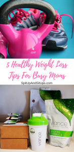 Healthy Weight Loss Tips For Busy Moms
