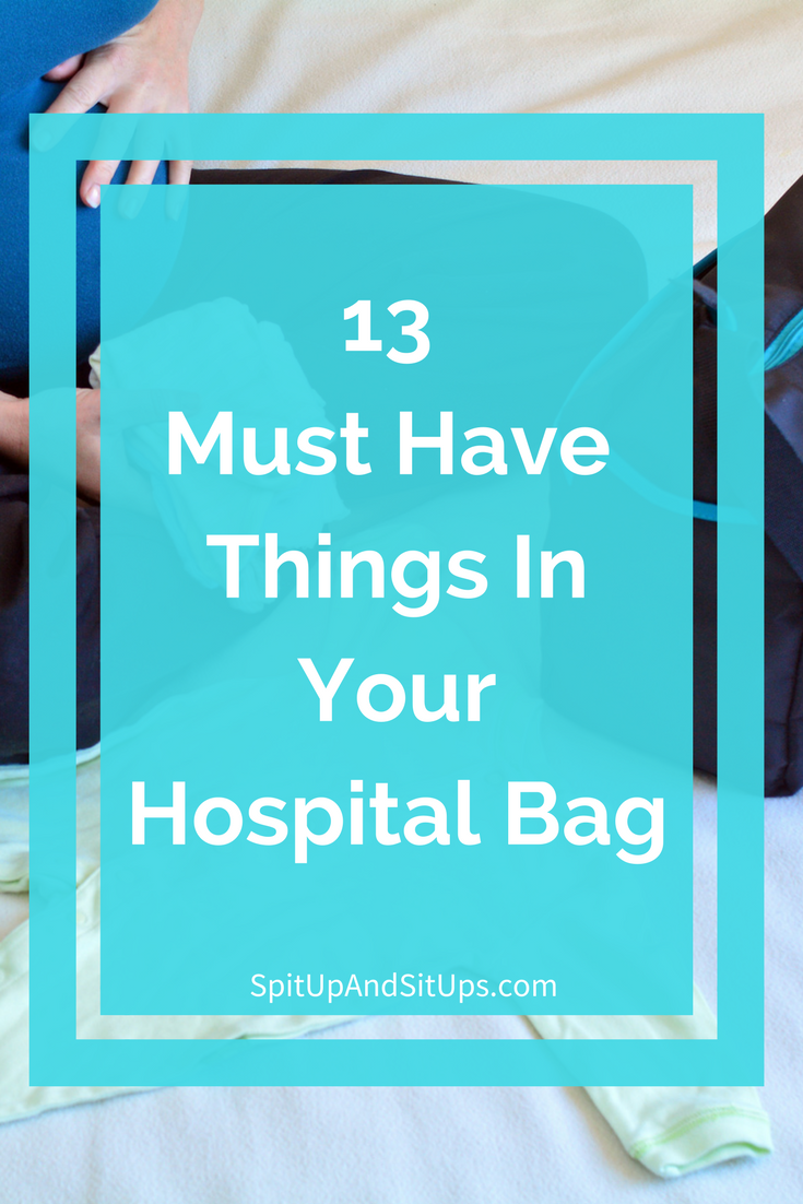 things you need in your hospital bag, must have things in your hospital bag, what to bring to the hospital, baby hospital bag, what to bring to the hospital when you have a baby, labor and delivery, postpartum bag,