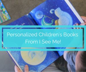 Personalized Children's Books From I See Me!