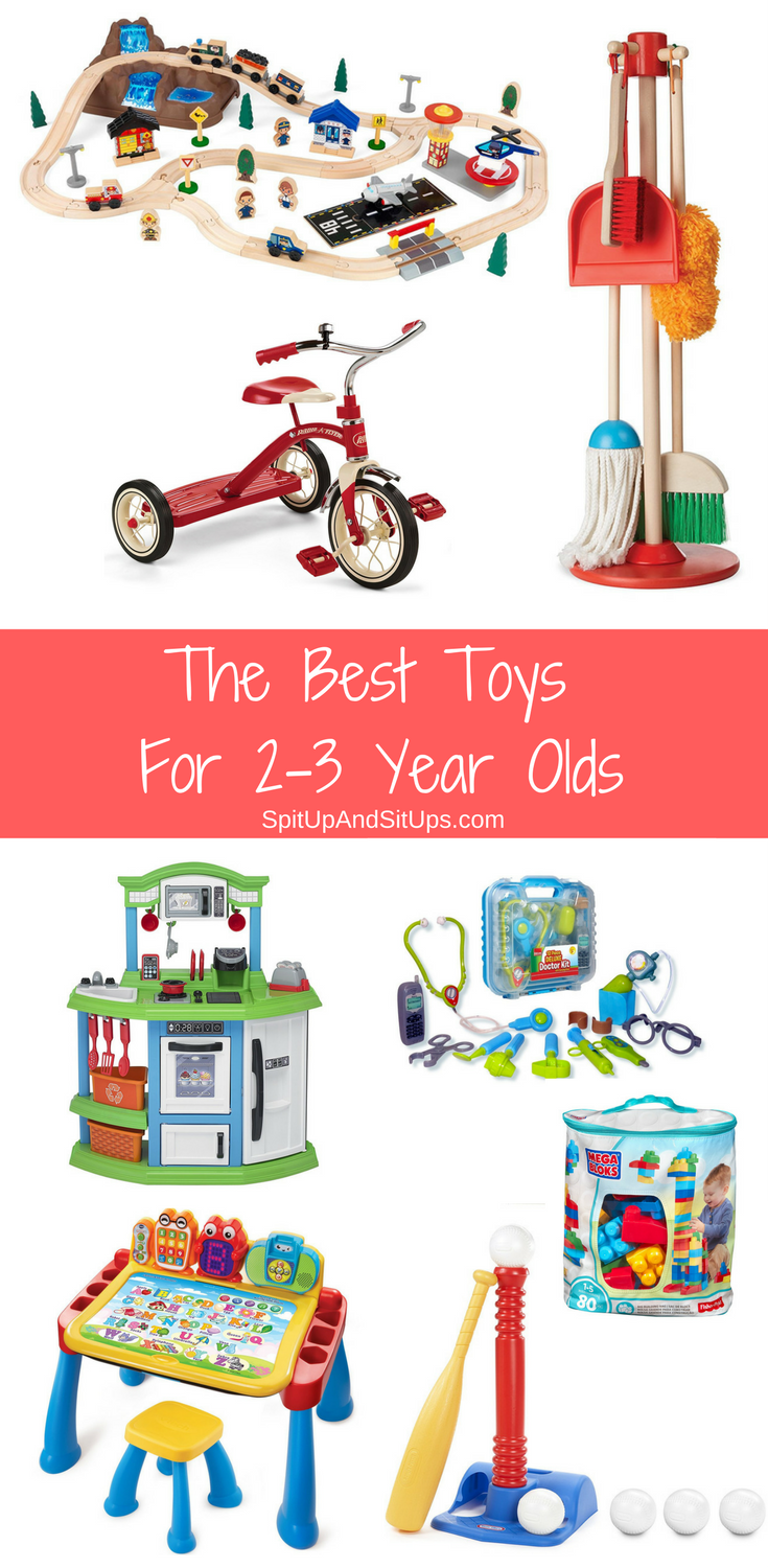 Toys For 2 And Up : Best toys for toddlers years old spit up and sit ups