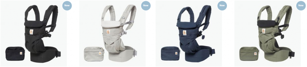 Ergobaby Omni 360 | Spit Up And Sit Ups