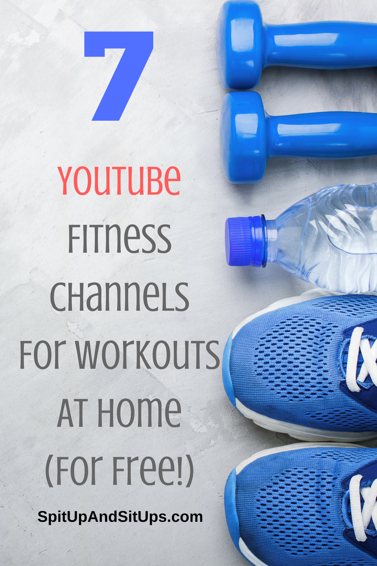 youtube fitness channels for workouts at home