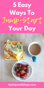 5 Easy Ways to Jump-Start Your Day