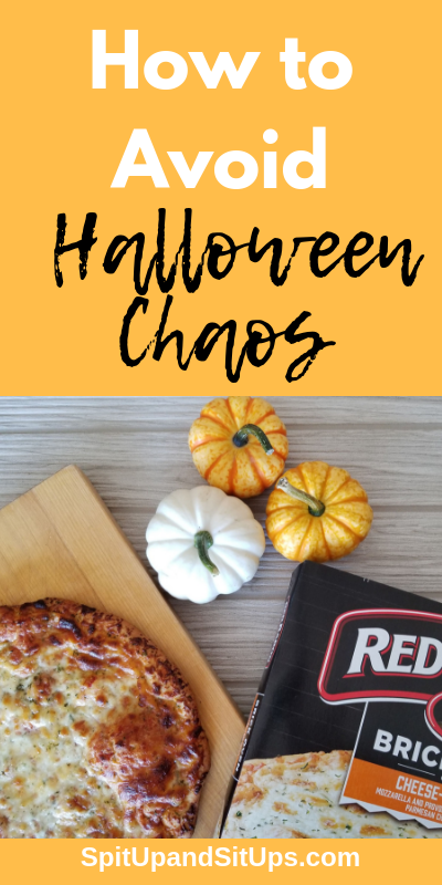 How to avoid Halloween chaos