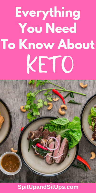 Everything You Need To Know About KETO | Spit Up and Sit Ups