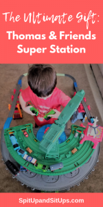 The Ultimate Gift: Thomas & Friends Super Station