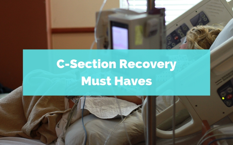 c section recovery