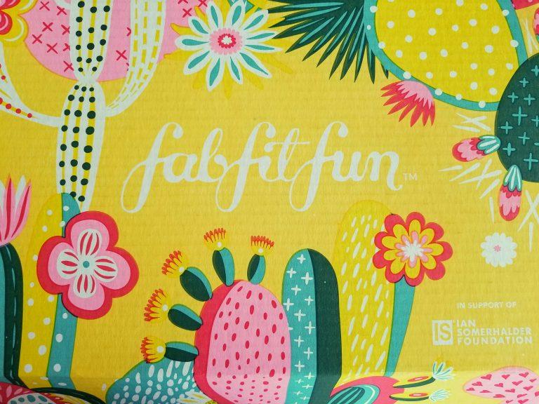 Fabfitfun Spring 2019