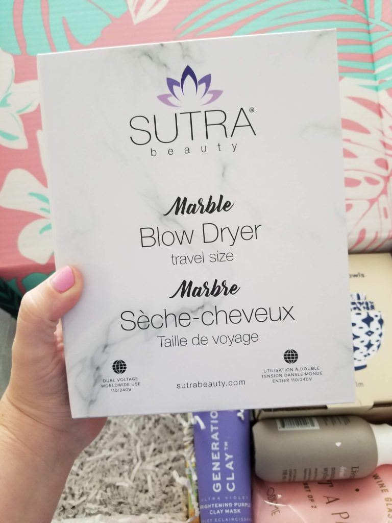 sutra beauty marble blow dryer