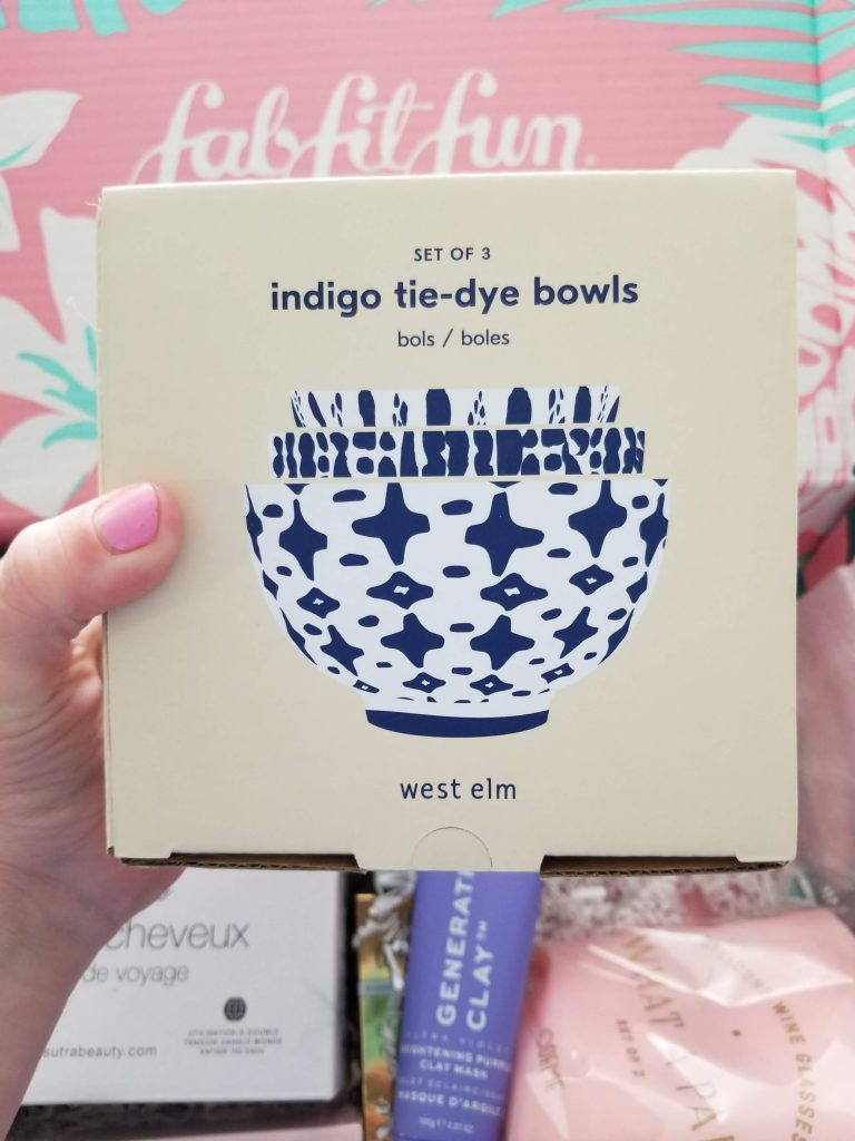 west elm indigo tie dye bowls