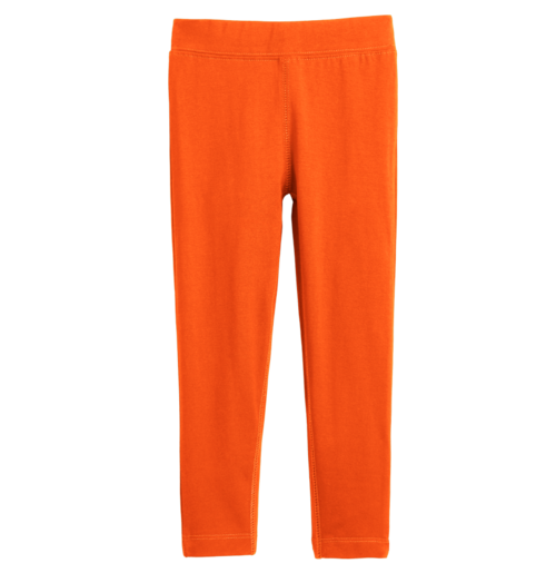 Primary Tangerine Leggings