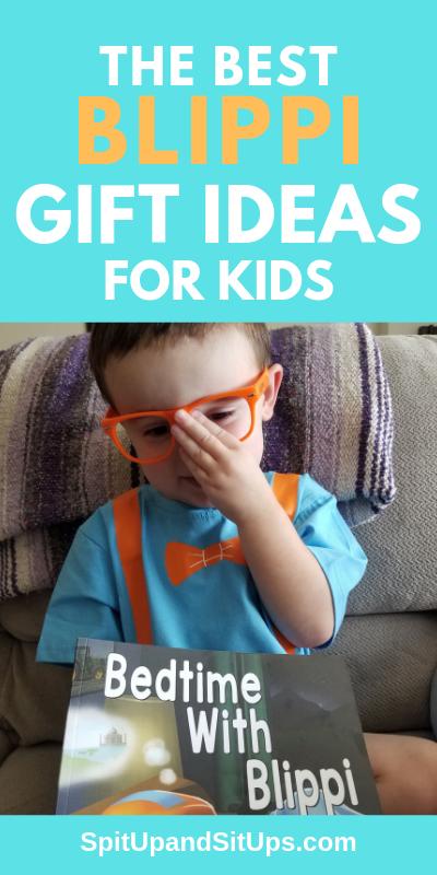 the best blippi gift ideas for kids pinterest image