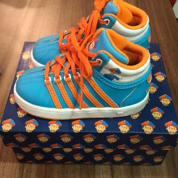 Blippi Shoes blippi gift ideas