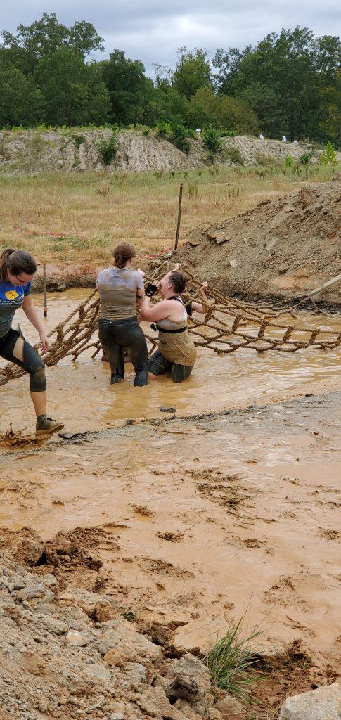 Terrain Race Mud Pits