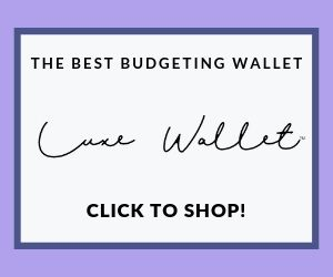 luxe wallet