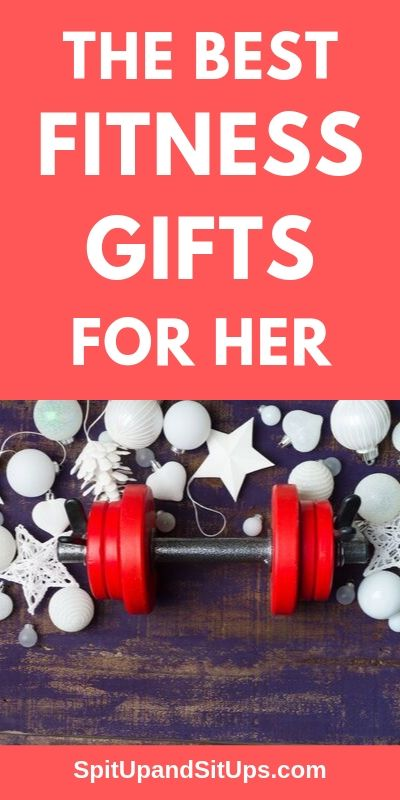 the best fitness gifts for her pinterest image