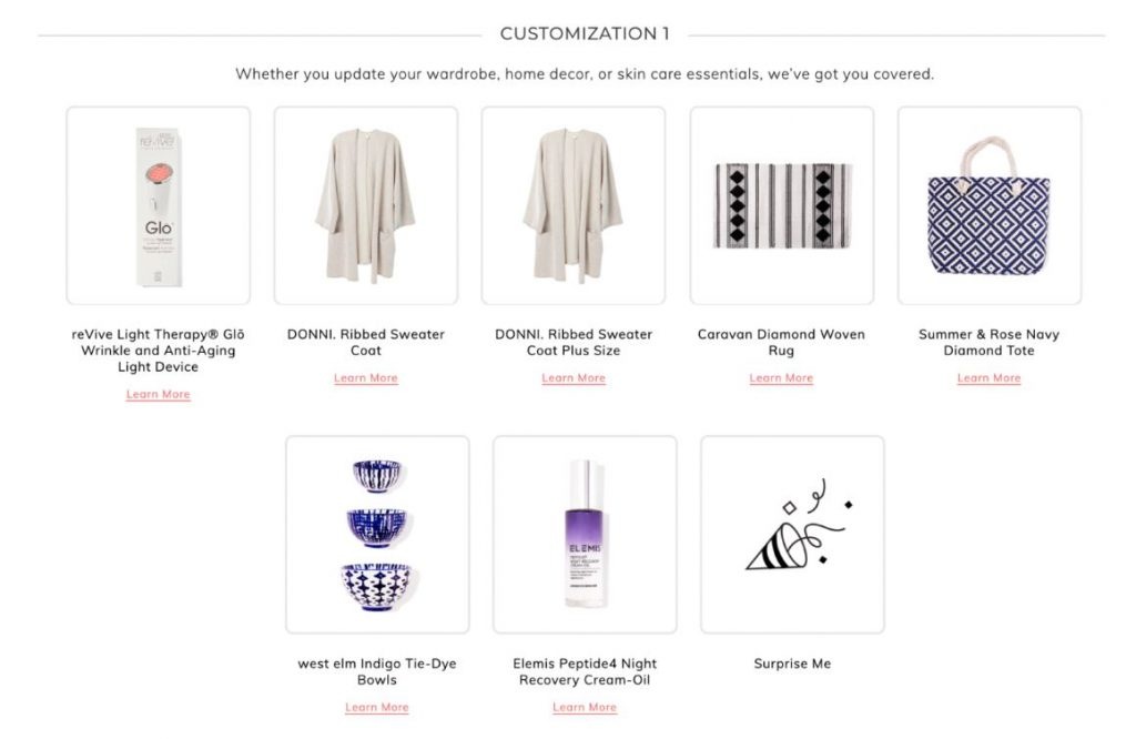 fabfitfun spring 2020 box spoilers plus discount code customization 1