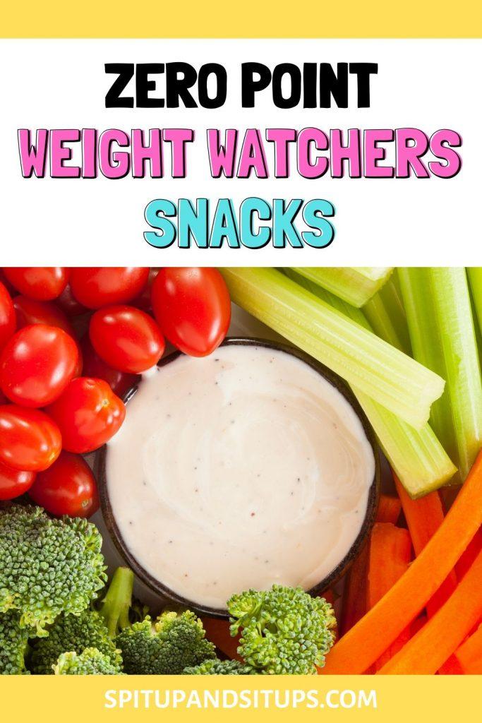 zero point WW snacks