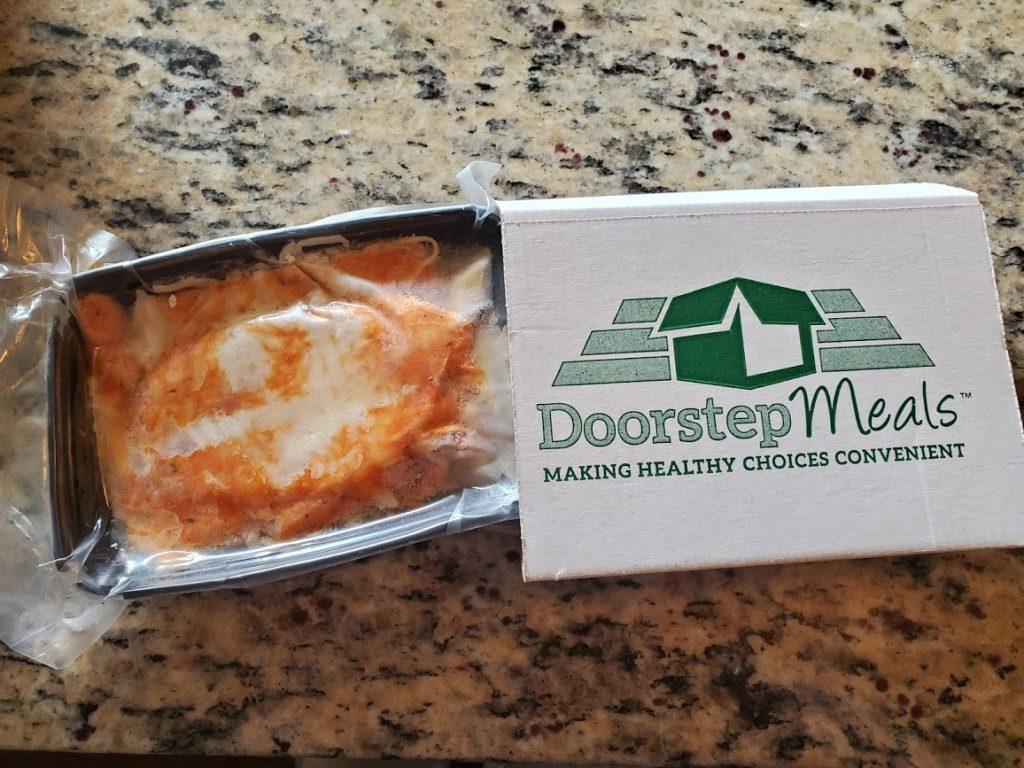 doorstep frozen meals